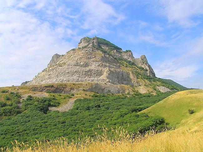 Гора Змейка