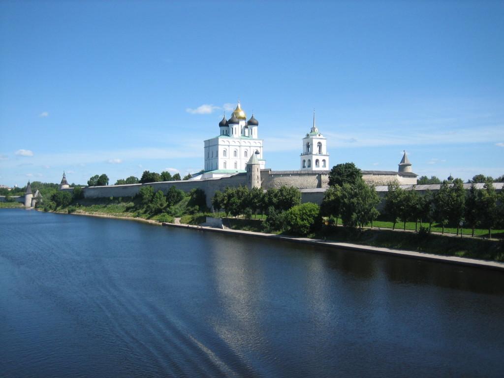 Троицкий собор Пскова
