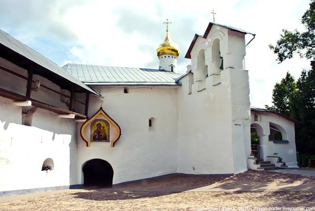 Церковь Николы Вратаря