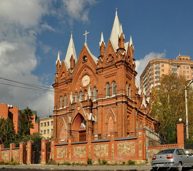 Костел Успения Девы Марии