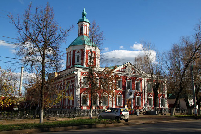 Музей Воронина