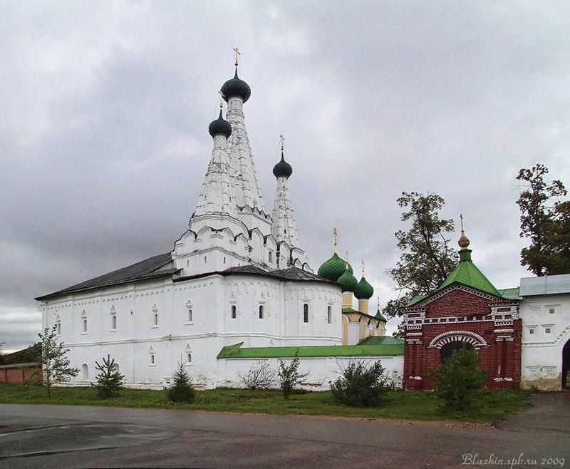 Угличский Алексеевский женский монастырь