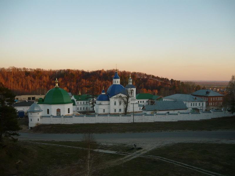 Иоанно-Введенский женский монастырь