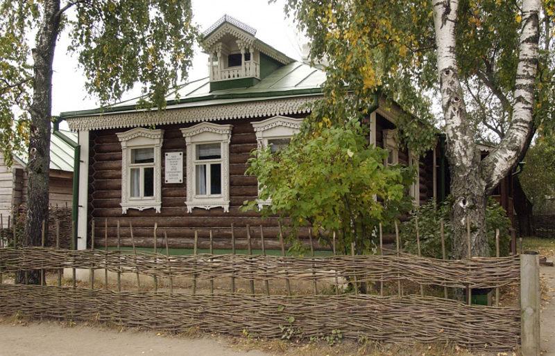 Музей-усадьба С. Есенина
