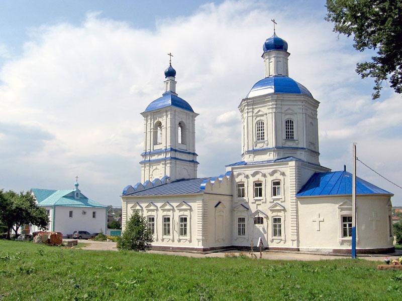Богородице-Рождественский женский монастырь