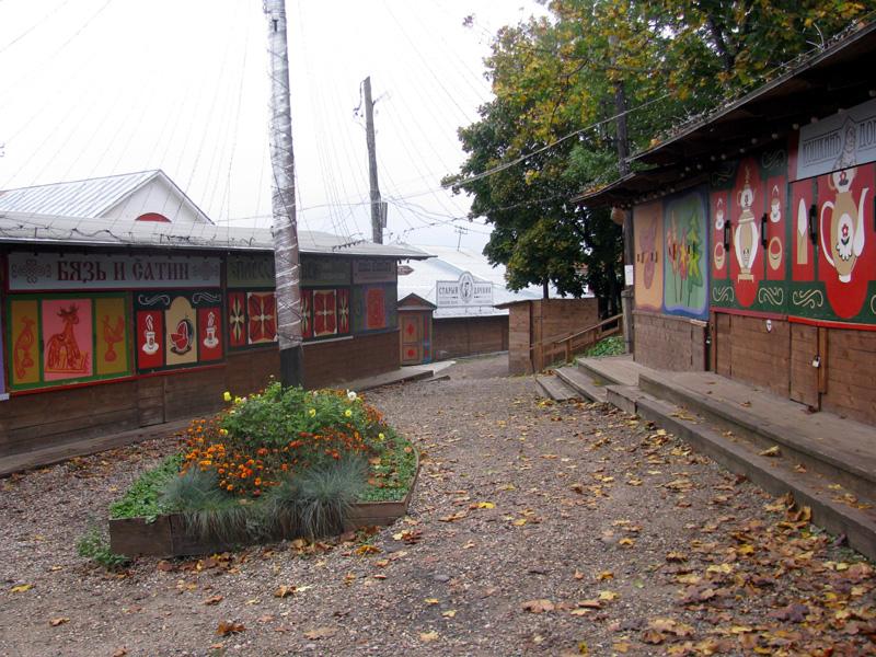 Улица Калашная