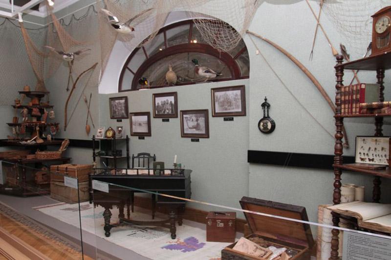Тобольский историко-архитектурный музей-заповедник