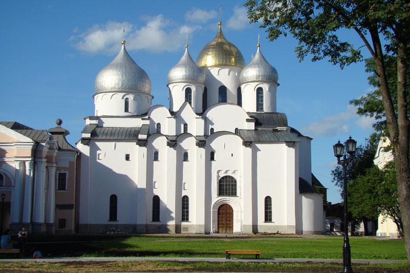 Новгородский Собор Святой Софии