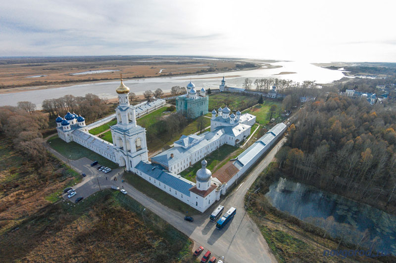 Свято-Юрьев монастырь