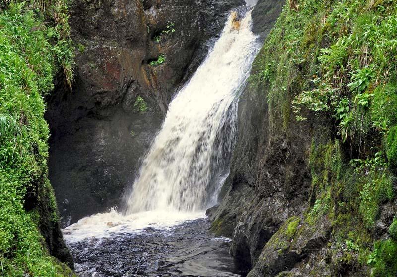 Водопады реки Красная - Сказка