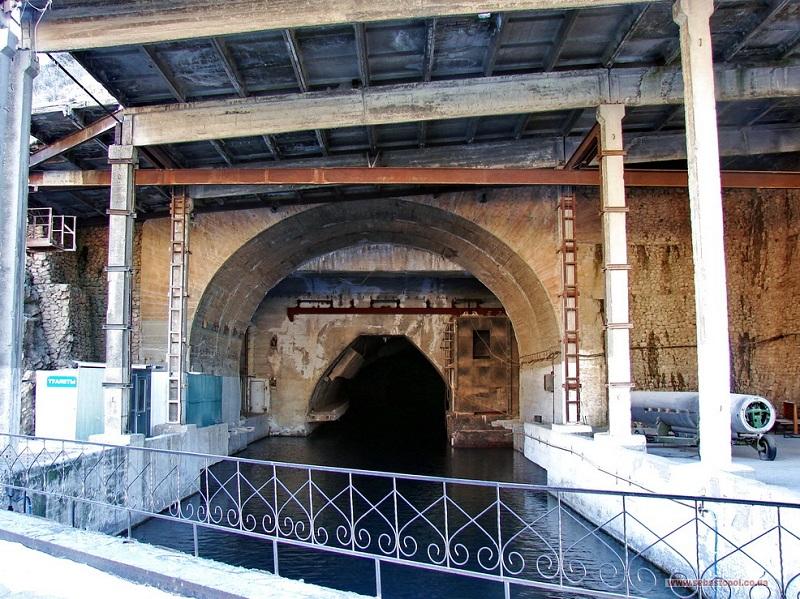 Балаклавский подземный музейный комплекс внутри