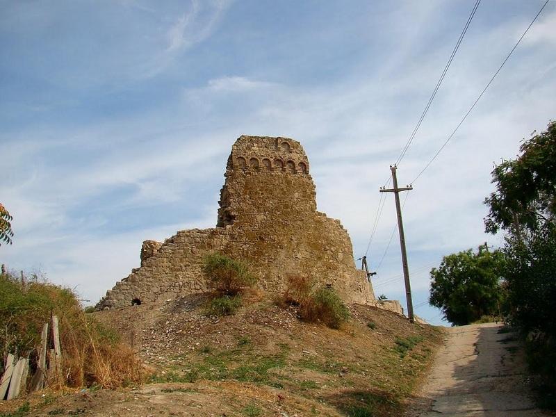 Башня Джованни ди Скафа