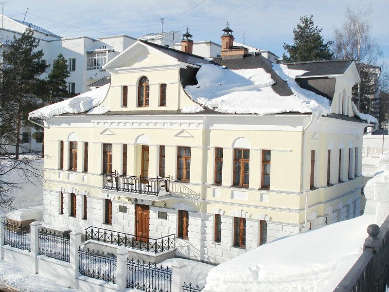 Болконский дом
