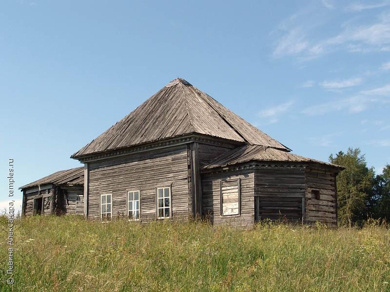 Деревня Ольково