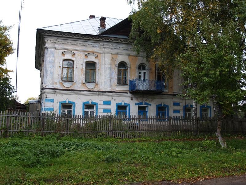 Дом Илларионовых