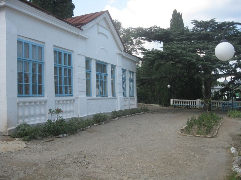 Дом-музей Шмелева И.С.