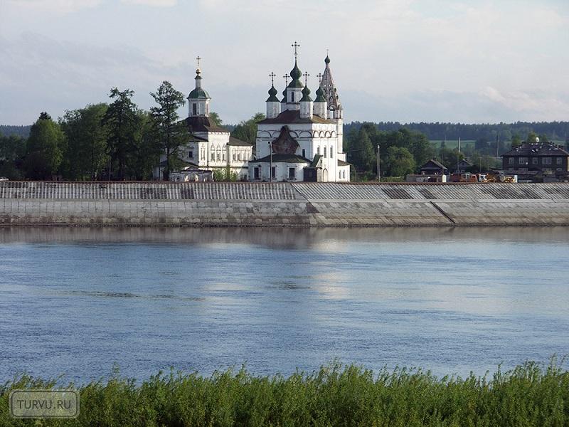 Дымковская слобода вся