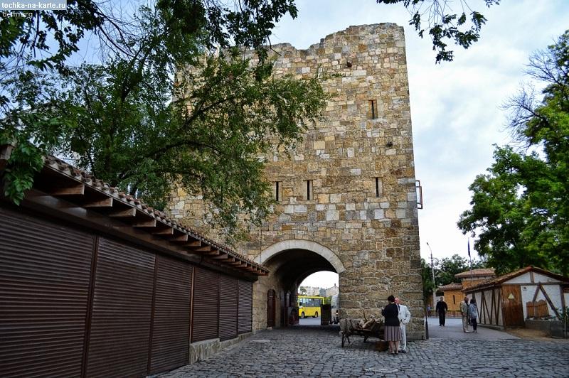 Гезлёвские ворота