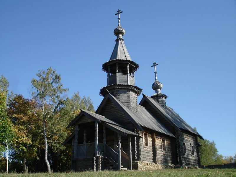 Храм Георгия Юксовского