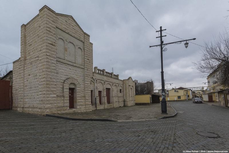 Купеческая синагога