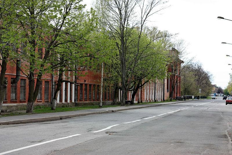 Макаровская улица