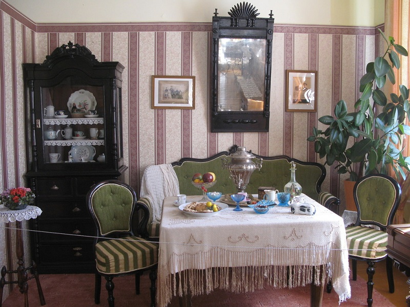 Музей «Борисоглебская сторона» внутри