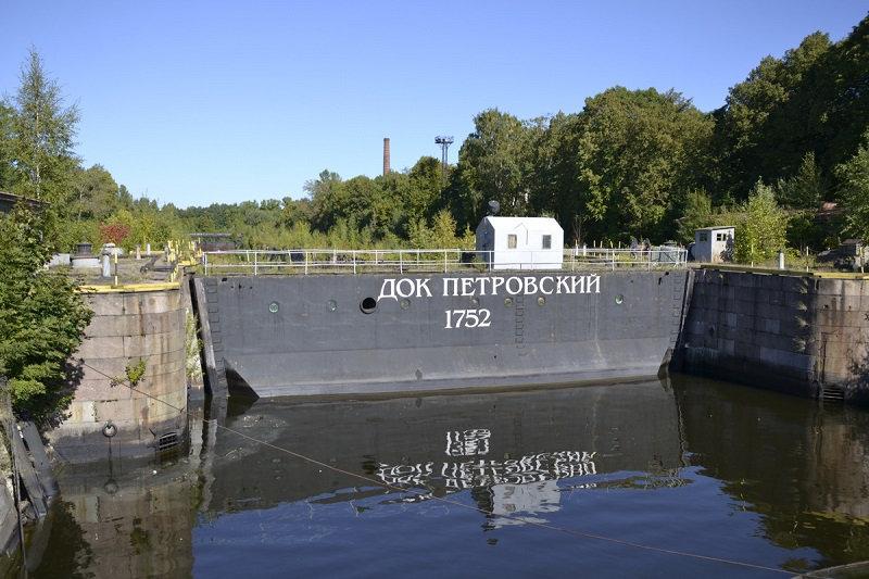Петровский док