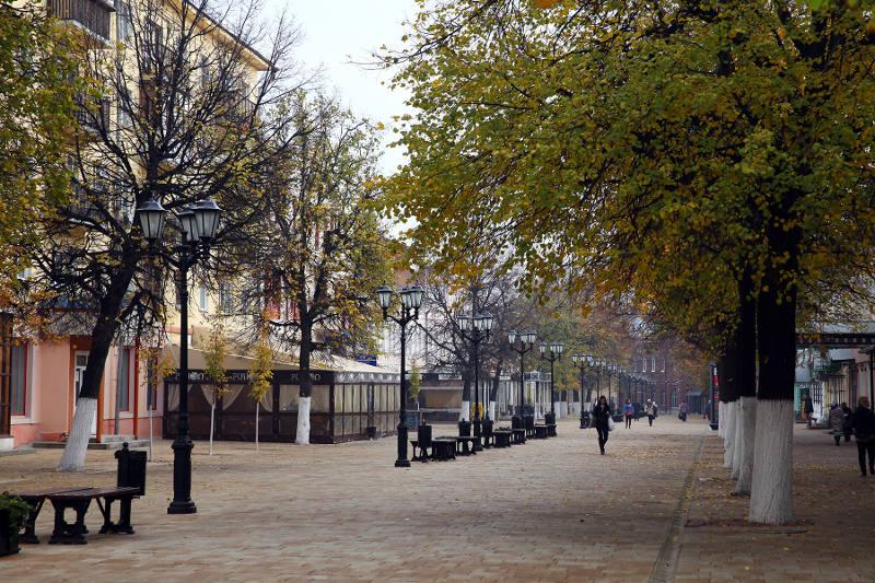 Почтовая улица