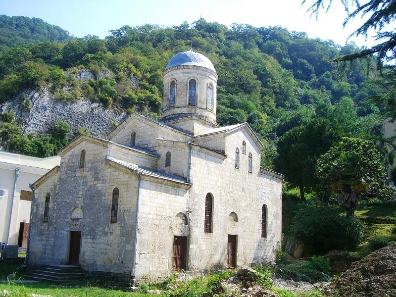 Православная церковь Апостола Симона Кананита