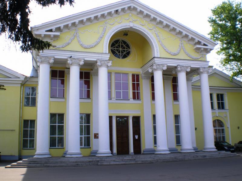 Великолукский драматический театр