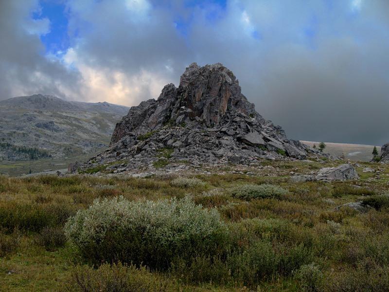 Замки горных духов