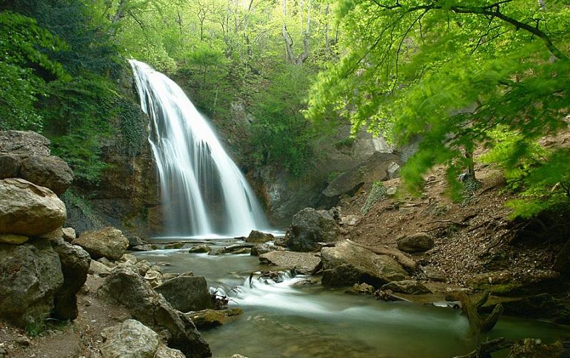 Водопад Ждур-Джур