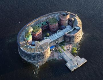 Форт Кронштадта