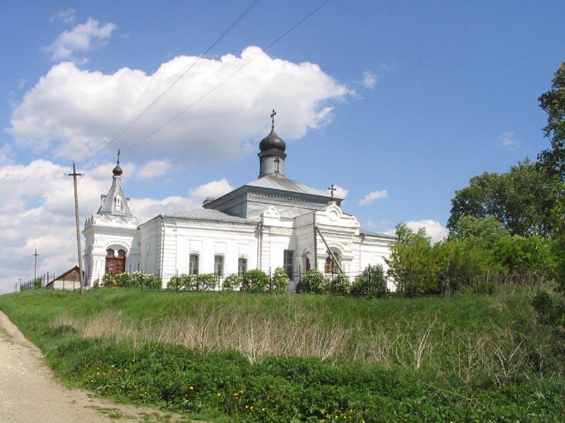 церковь Димитрия Солунского