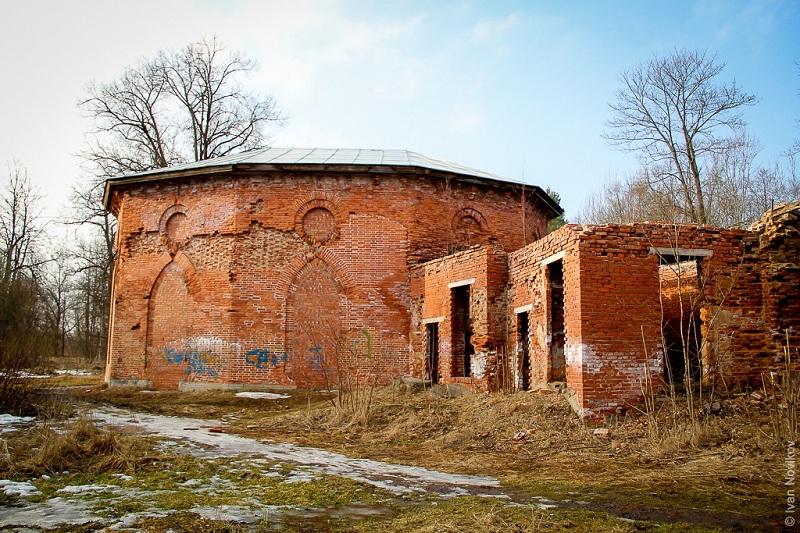 Баболовский дворец