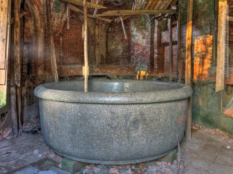 Баболовский дворец ванна