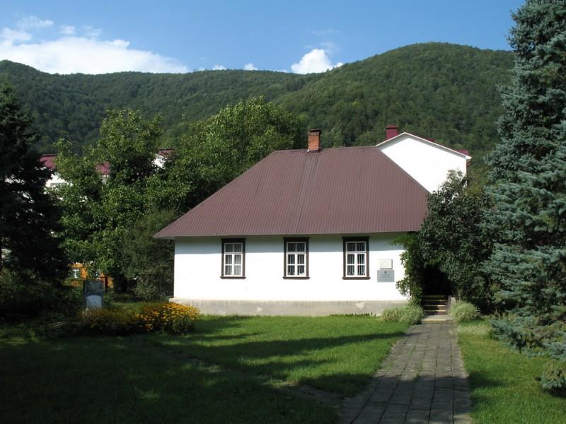 Дом-музей А.Таммсааре