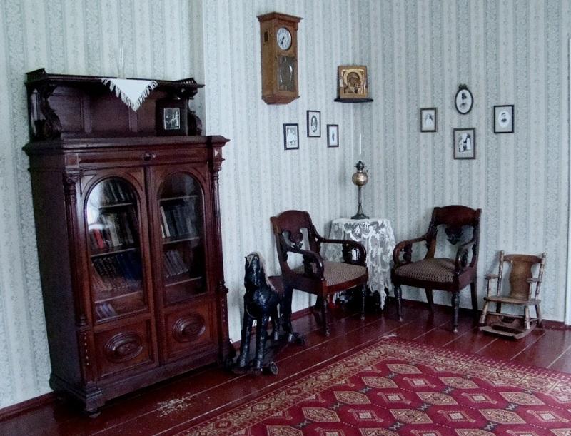 Дом-музей Достоевского внутри