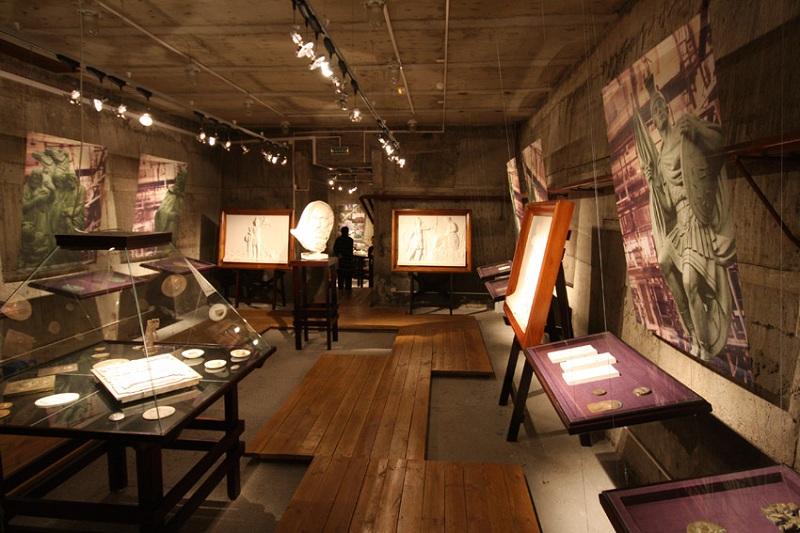 Государственный музей-усадьба Остафьево внутри
