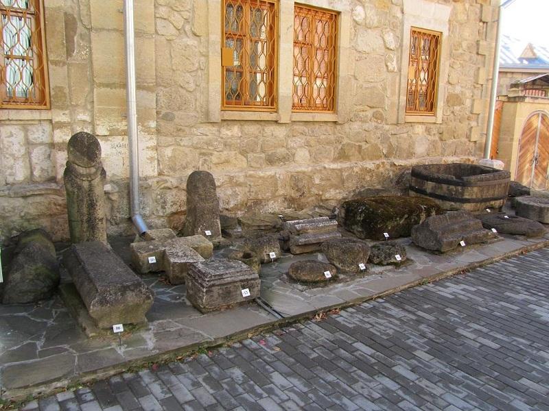 Историко-краеведческий музей Крепость вид