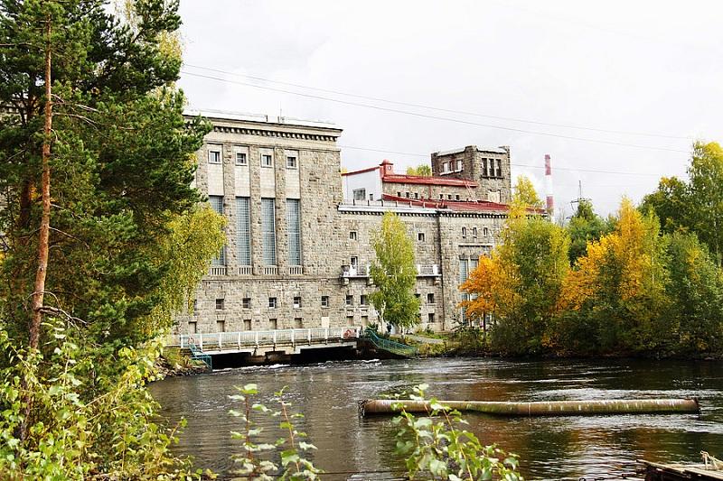 Кондопожская ГЭС