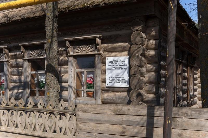 Мемориальный комплекс Габдуллы Тукая