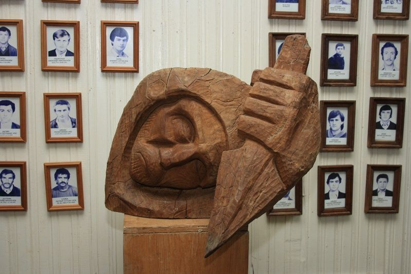 Музей-заповедник «Абазгия» внутри