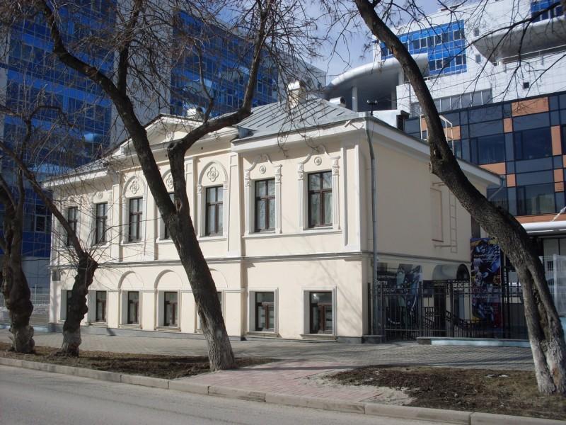 Музей Эрнста Неизвестного