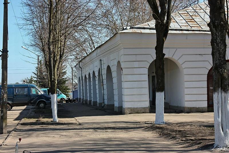 Новоладожский Гостинный двор