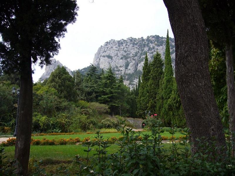 Парк симеиза