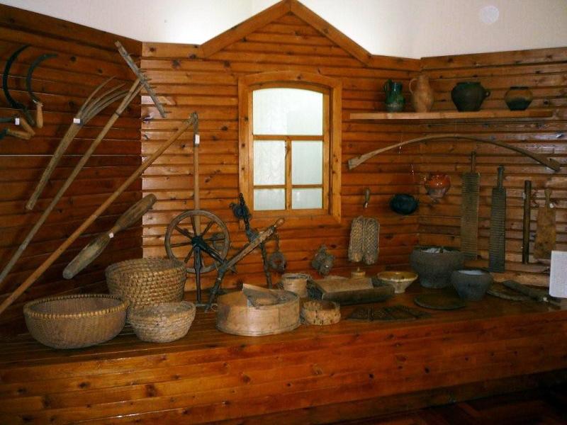 Подольский краеведческий музей внутри