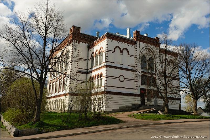 Сортавальский колледж