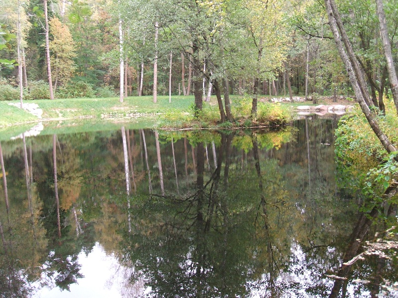 Вилла Рено пруд