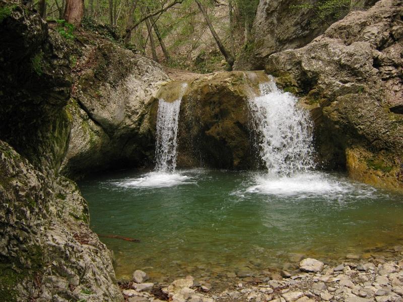 Черемисовские водопады